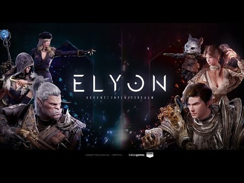 ELYON Ascent infinite Realm New Trailer 2020